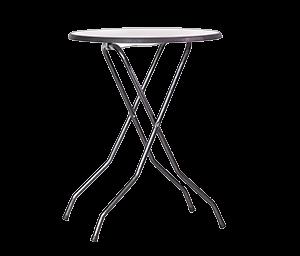 Dario Location - TABLE MANGE DEBOUT AUX DIMENSIONS : H1M15 X DIAM 0M85
